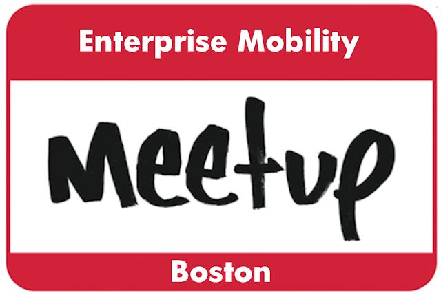 Enterprise mobility boston, enterprise mobile apps