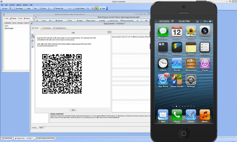 Automating cross platform mobile application development