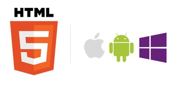 HTML 5 is the way to go for mobile app development