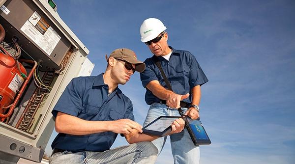 Field-Service-Tablets