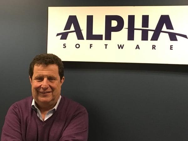 Richard Rabins, CEO, Alpha Software Corporation
