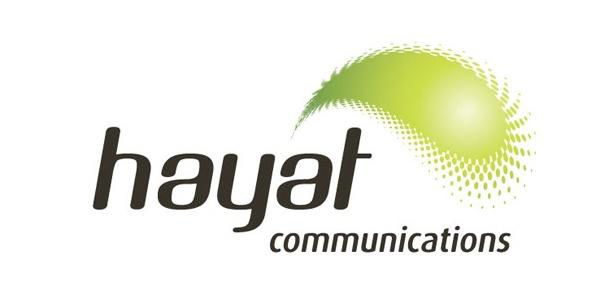 Hayat Communications Logo