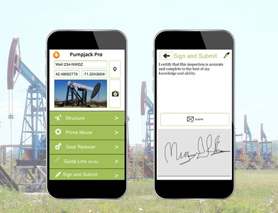 ready made equipment inspection app