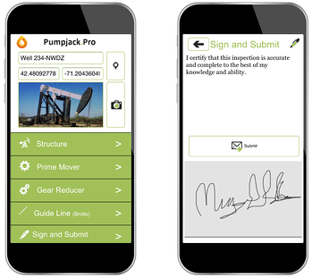 Alpha TransForm apps are found in today's digital oilfields.