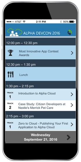DevCon App