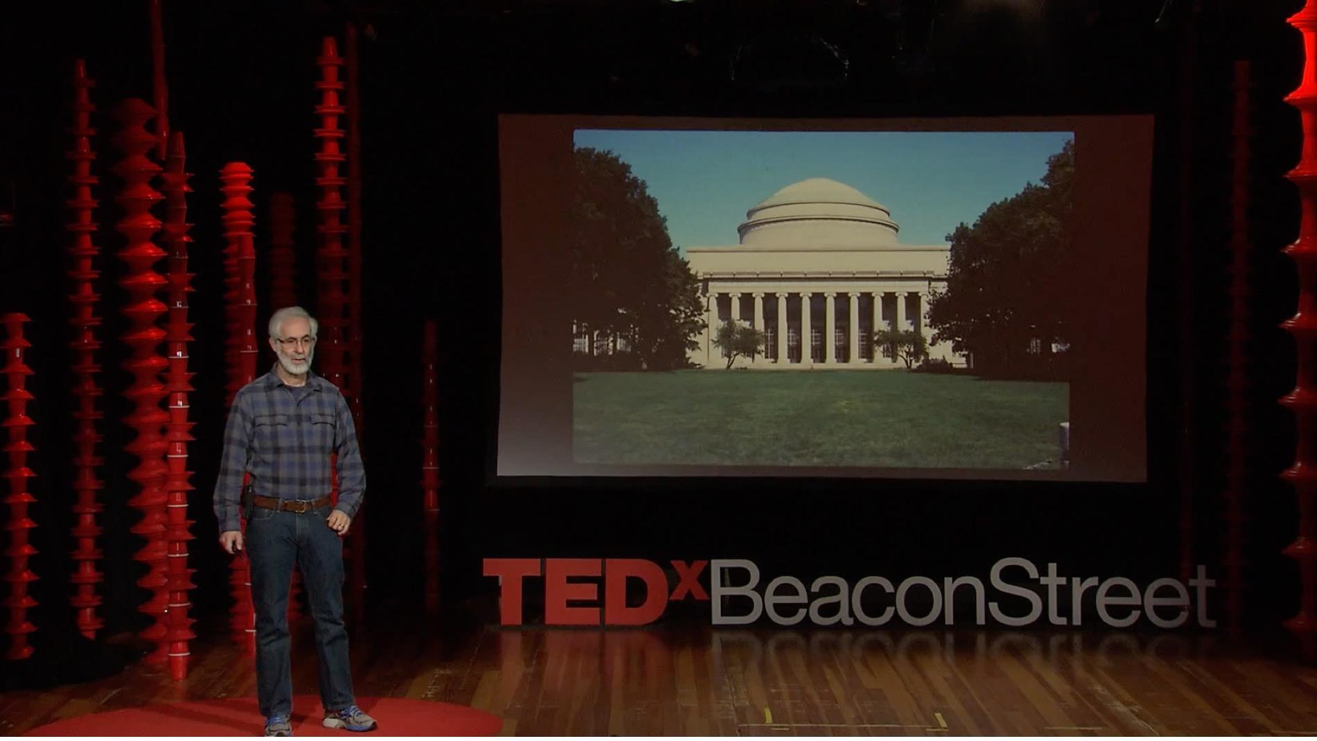 """Alpha Software Corporation CTO Dan Bricklin giving a Tedx Talk on """"A Problem that Changed the World"""""""