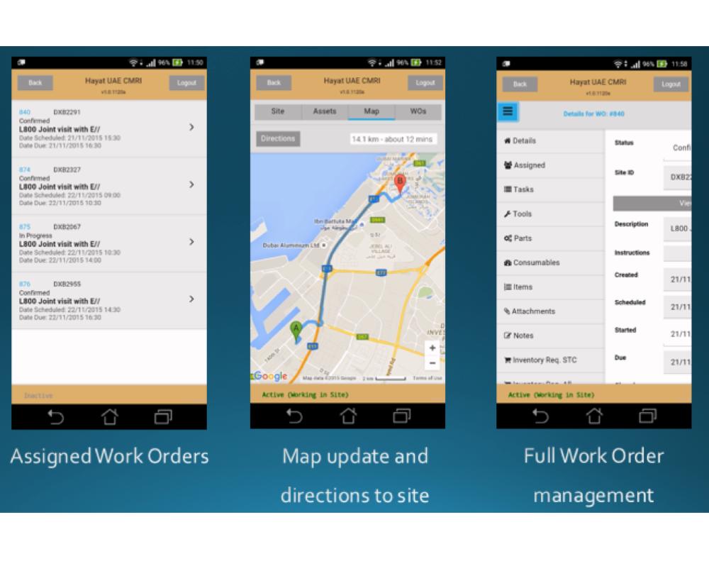 Hayat Field Service App.png