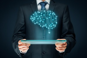 You can bank on it: Artificial intelligence (AI) is going to be the next big thing in mobile.