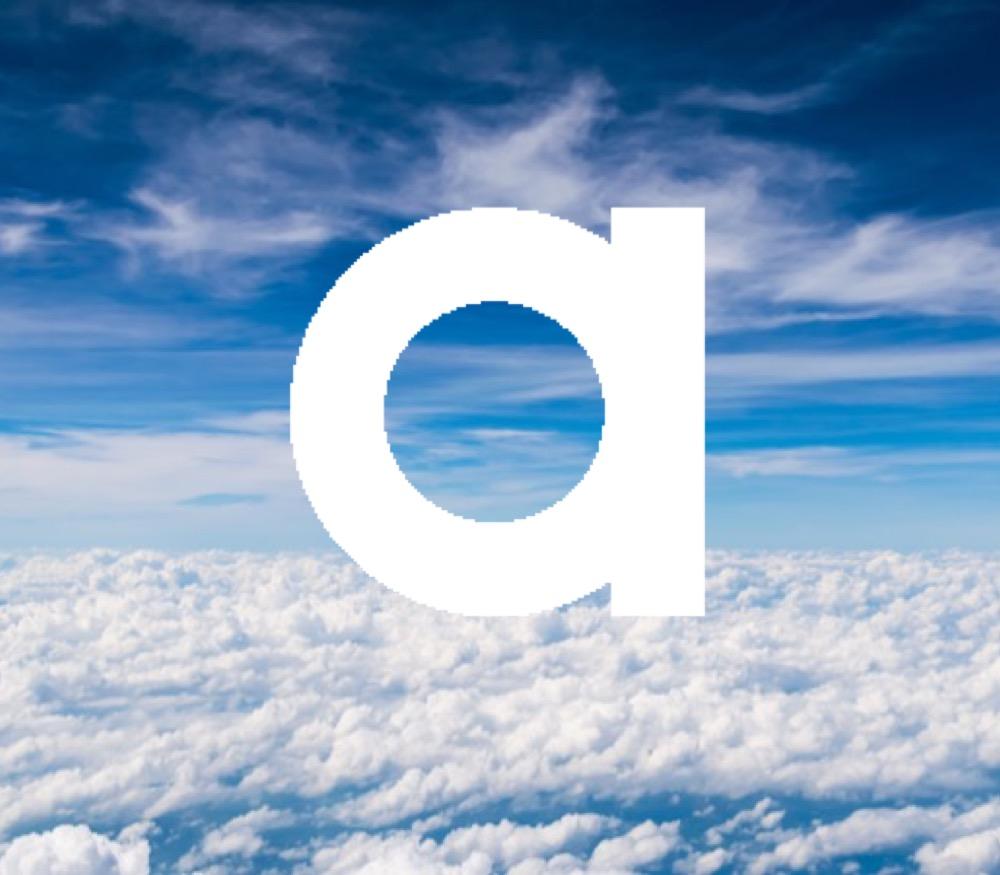 Square Alpha Cloud
