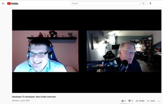 Alex Collier Developer2Developer