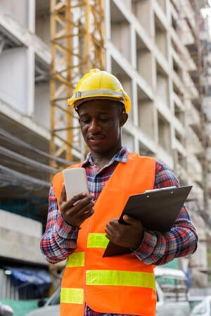 Mobile apps can help construction companies meet mandatory safety standards