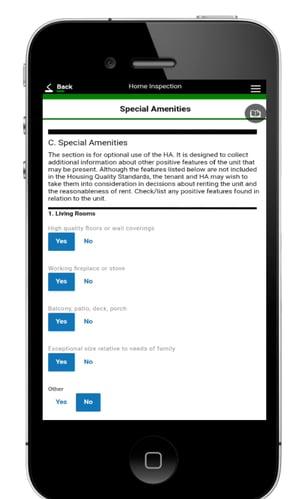Mobile Building Inspection App 2