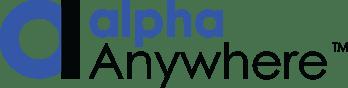 Alpha Anywhere low code mobile app development