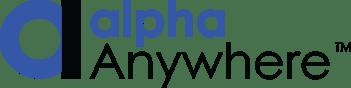 Alpha Anywhere mobile app development software