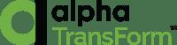Alpha Transform Logo TM
