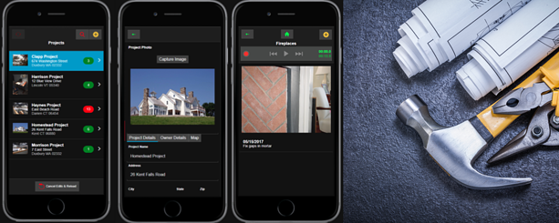 Project Punchlist App