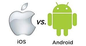 Should you develop ios apps or android apps?