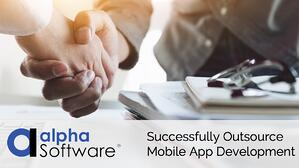 Successfully outsource mobile app development