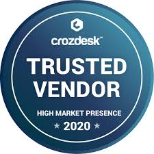 Crozdesk Truted Vendor 2020