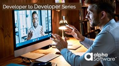 Developer to Developer interviews