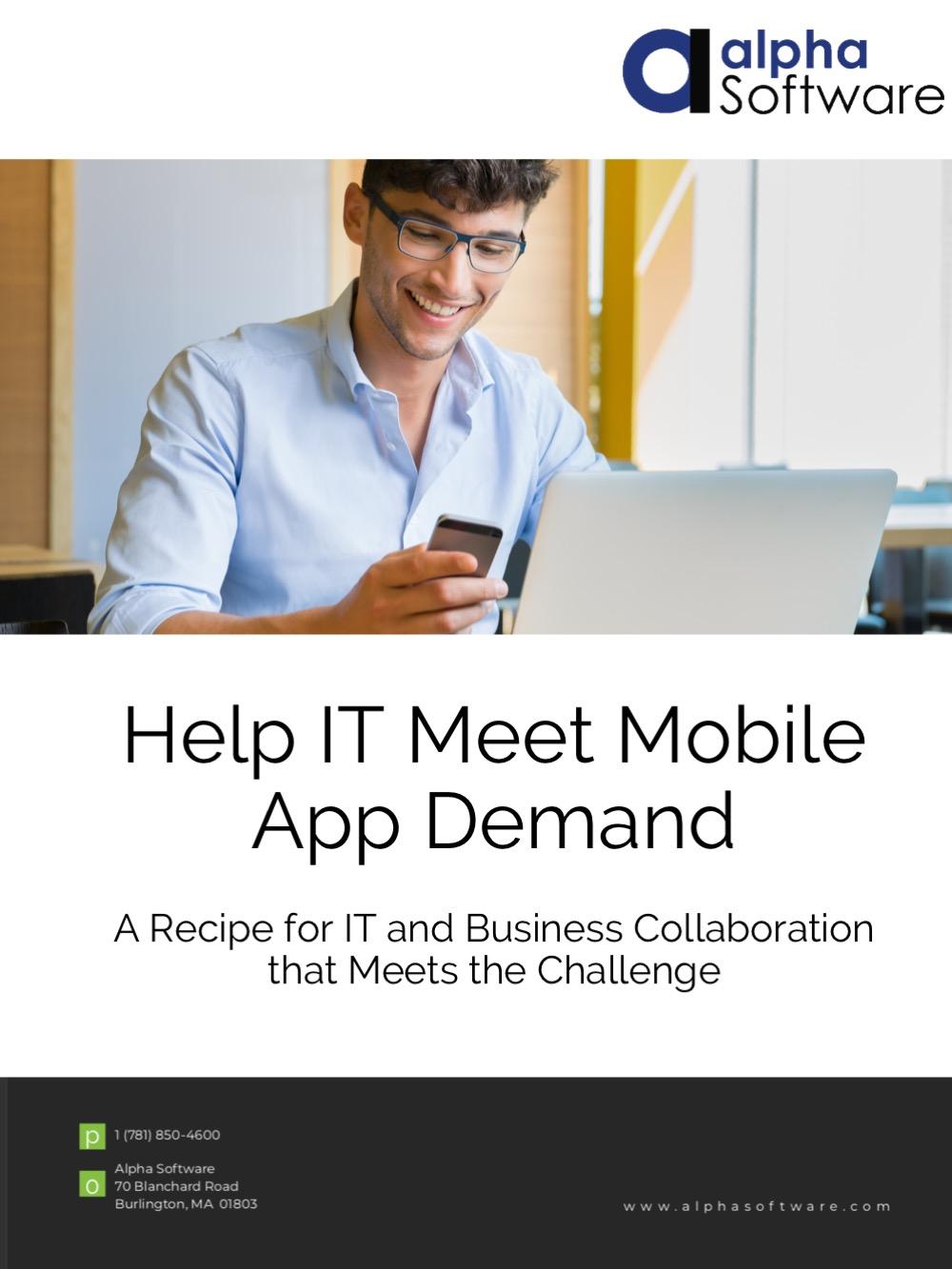 Help IT Meet Mobile App Demand WP Graphic-2
