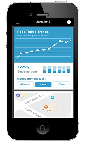 mobile form with analytics