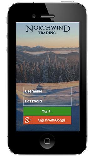Northwind App