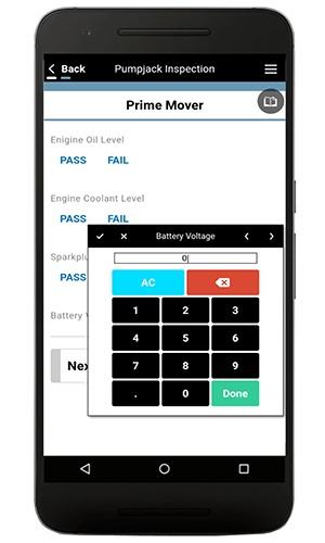 Pumpjack Inspection App 3
