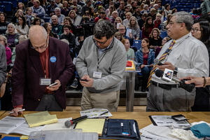 There are many lessons to be learned from the Iowa caucus app fiasco.