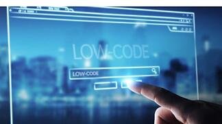Low Code software can save time