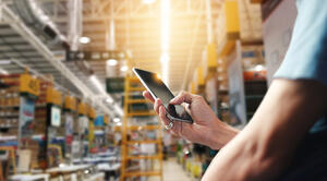 Modernize your warehouse with mobile apps.