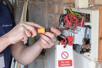 Mobile app for electrical safety inspections