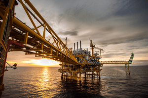 IoT in the oil and gas industry.