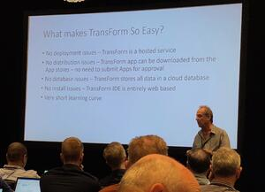 Selwyn Rabins Why TransForm is So Easy copy