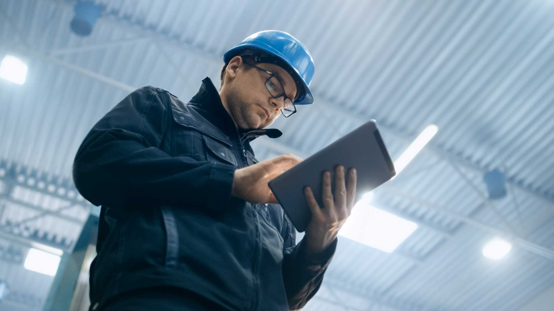 Manufacturing on-conformance report