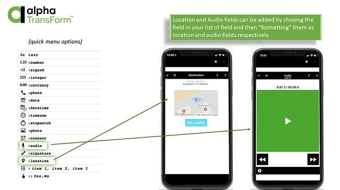 big data captured in mobile apps