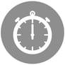 Cross platform mobile development is faster