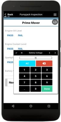 Equipment Inspection App 2
