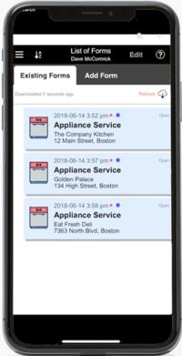 Service Dispatch 1