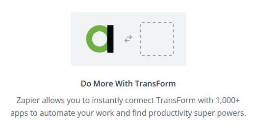 transformZapier
