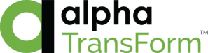 alpha transform logo