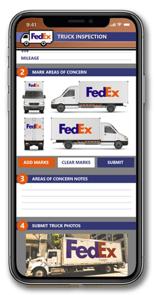 mobile app design example 2