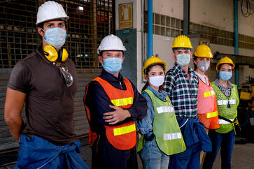 construction show workplace safety and wellness