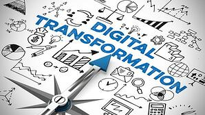 "You should considering holding a ""digital ambition"" workshop to speed up your company's digital transformation."