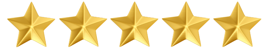 five stars low key