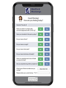 An example of a mobile form design with great UX design elements