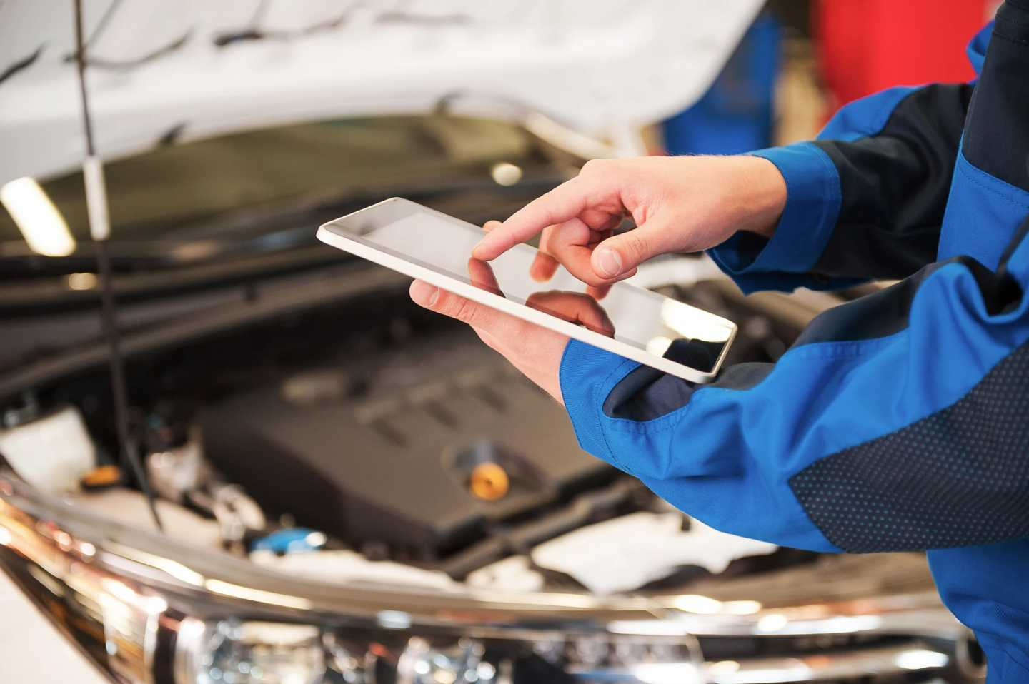 How a mechanic learned to create mobile apps