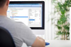 Businesses can take advantage of microsoft access databases and move them to the web