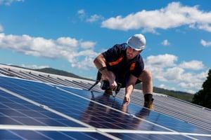 solar energy repair
