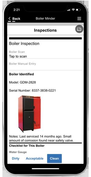 web-screen-equipment-inspection